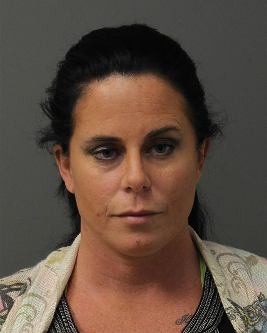 Tresie Wallace Arrested in Virginia