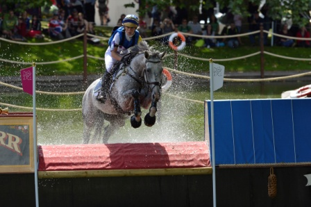 Tight Race Among Contenders for Olympic Eventing Medals
