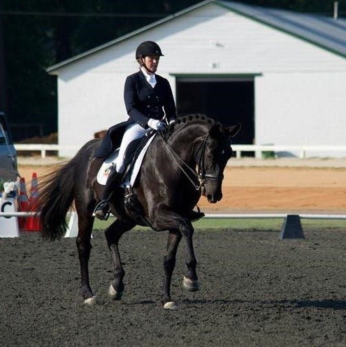NC Dressage Trainer Charged with Assault with Deadly Weapon
