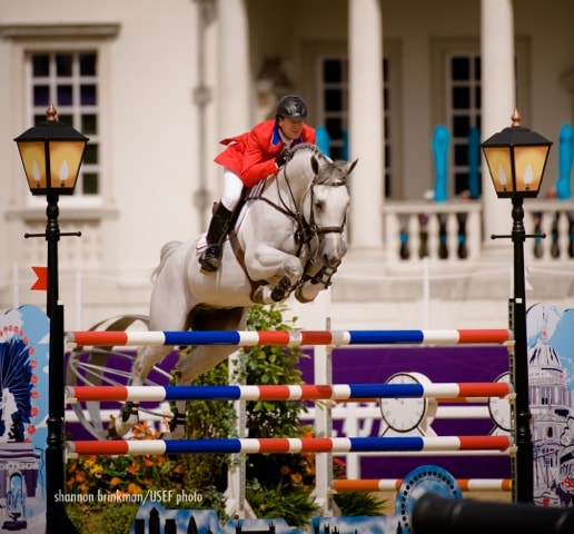 US Olympic Show Jumping Team Starts Strong in First Individual Qualifier