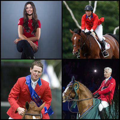 US Equestrians Go for Olympic Gold in 2012