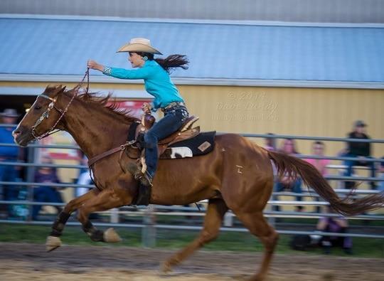 EHV-1 Diagnosed in California Barrel Racing Horse