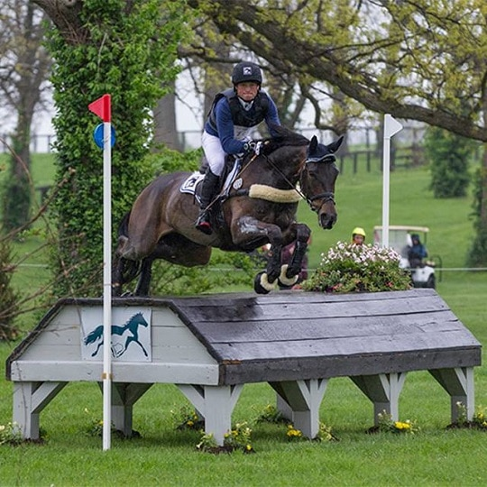Michael Jung Rides Fischerroicana FST to Rolex Kentucky Three-Day Win