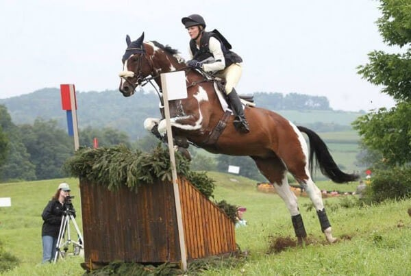 Philippa Humphreys Fatal Eventing Fall
